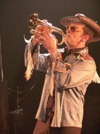 trompette blues
